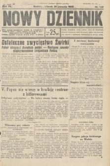 Nowy Dziennik. 1932, nr237