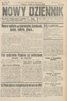 Nowy Dziennik. 1932, nr238