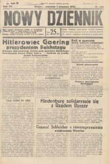 Nowy Dziennik. 1932, nr239