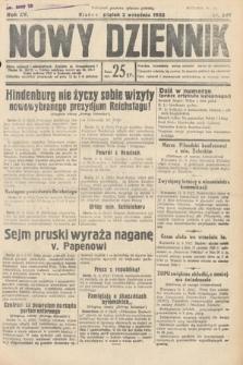 Nowy Dziennik. 1932, nr240