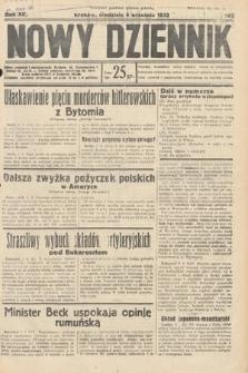 Nowy Dziennik. 1932, nr242