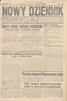 Nowy Dziennik. 1932, nr244
