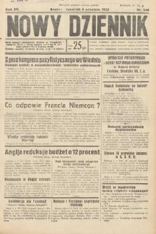 Nowy Dziennik. 1932, nr246