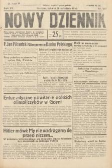 Nowy Dziennik. 1932, nr248