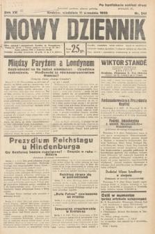 Nowy Dziennik. 1932, nr249