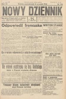 Nowy Dziennik. 1932, nr250