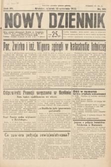 Nowy Dziennik. 1932, nr251