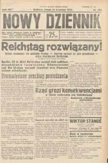 Nowy Dziennik. 1932, nr252