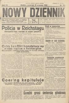 Nowy Dziennik. 1932, nr253