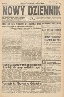 Nowy Dziennik. 1932, nr262
