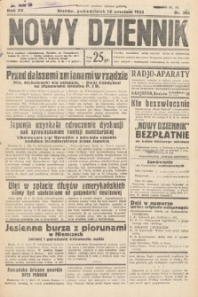 Nowy Dziennik. 1932, nr264