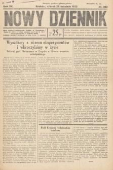 Nowy Dziennik. 1932, nr265