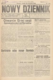 Nowy Dziennik. 1932, nr266