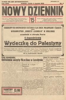 Nowy Dziennik. 1935, nr4