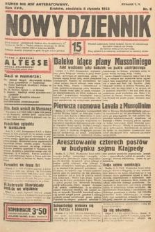 Nowy Dziennik. 1935, nr6