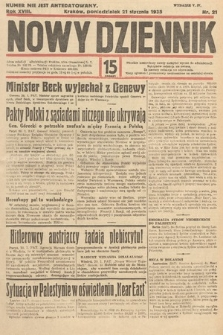 Nowy Dziennik. 1935, nr21