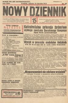 Nowy Dziennik. 1935, nr26