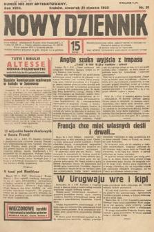 Nowy Dziennik. 1935, nr31