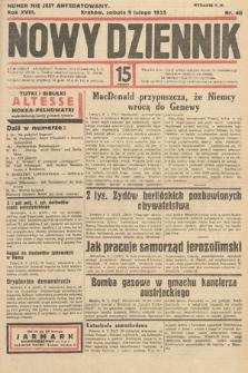 Nowy Dziennik. 1935, nr40