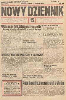 Nowy Dziennik. 1935, nr44
