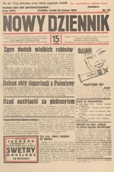 Nowy Dziennik. 1935, nr51