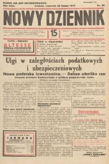 Nowy Dziennik. 1935, nr59