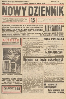Nowy Dziennik. 1935, nr61