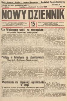 Nowy Dziennik. 1935, nr63