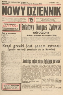 Nowy Dziennik. 1935, nr64