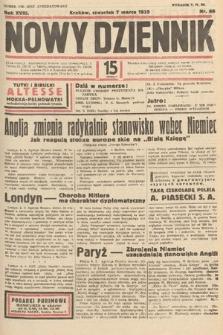 Nowy Dziennik. 1935, nr66