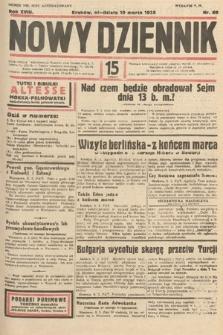 Nowy Dziennik. 1935, nr69