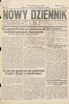 Nowy Dziennik. 1932, nr274