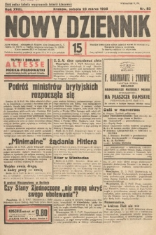 Nowy Dziennik. 1935, nr82