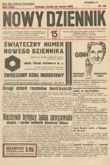 Nowy Dziennik. 1935, nr86