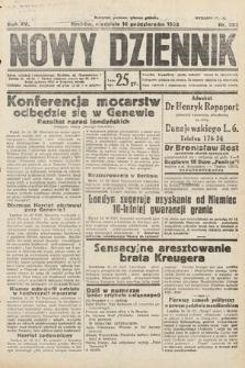 Nowy Dziennik. 1932, nr282