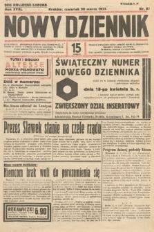 Nowy Dziennik. 1935, nr87