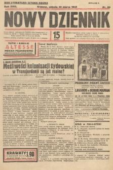 Nowy Dziennik. 1935, nr89