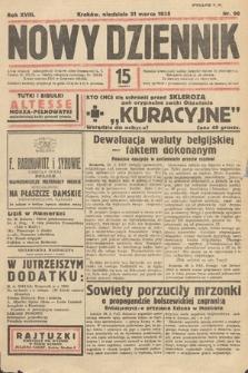 Nowy Dziennik. 1935, nr90