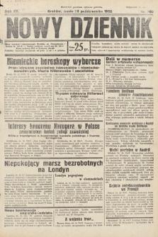 Nowy Dziennik. 1932, nr290