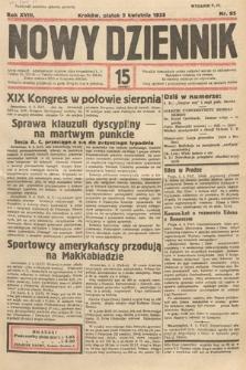 Nowy Dziennik. 1935, nr95