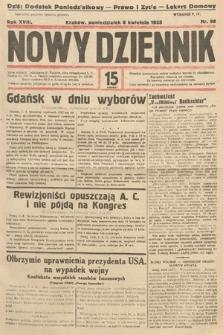 Nowy Dziennik. 1935, nr98