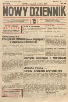 Nowy Dziennik. 1935, nr99