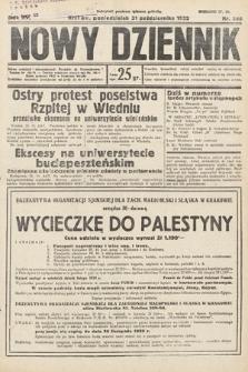 Nowy Dziennik. 1932, nr295