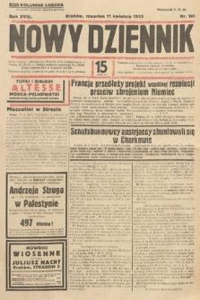 Nowy Dziennik. 1935, nr101