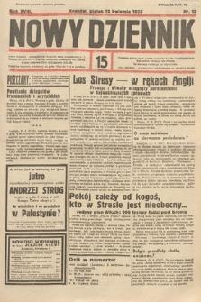 Nowy Dziennik. 1935, nr102