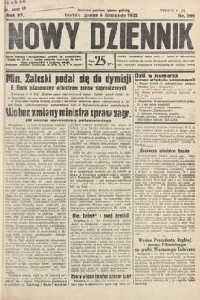 Nowy Dziennik. 1932, nr299