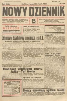 Nowy Dziennik. 1935, nr106