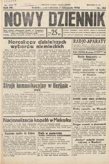 Nowy Dziennik. 1932, nr302