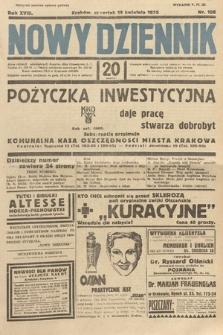 Nowy Dziennik. 1935, nr108