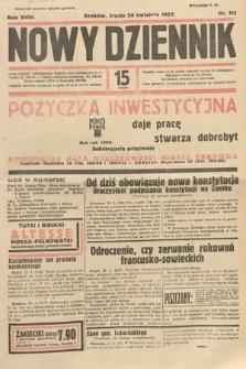 Nowy Dziennik. 1935, nr111